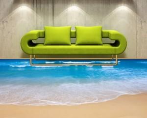 Наливные полы, уникальные полы у вас дома