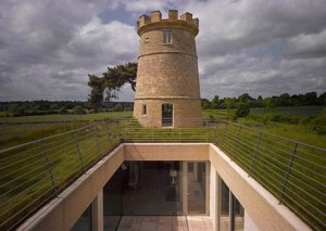Особенность поэтажной планировки башни